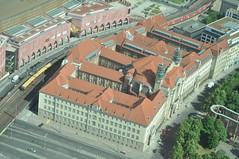 Vista desde el mondadientes (ACido) Tags: berlin alexanderplatz fernsehturm telespargel mondadientes