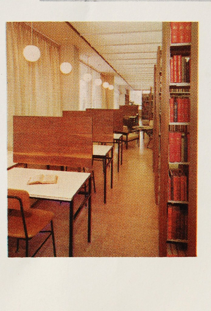 Crosett Library - Armstrong Floors Brochure