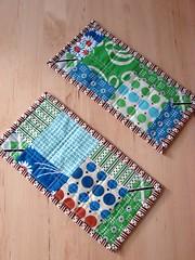mug rug giveaway
