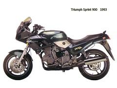Triumph Sprint 900 - 1993 (:: ru-moto images | pure passion...) Tags: old vintage media motorcycle british  press  racer motocicleta  motorsykkel motorcykel   pressefoto   motocykl motorno moottoripyr motosiklet   motocykel motorradfreunde motorkerkpr  motociklas motociclist pressephoto motocikls  eumotomc  motociclet motosiklt  mootorr