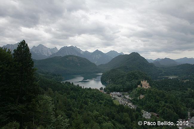 Vista del lago © Paco Bellido