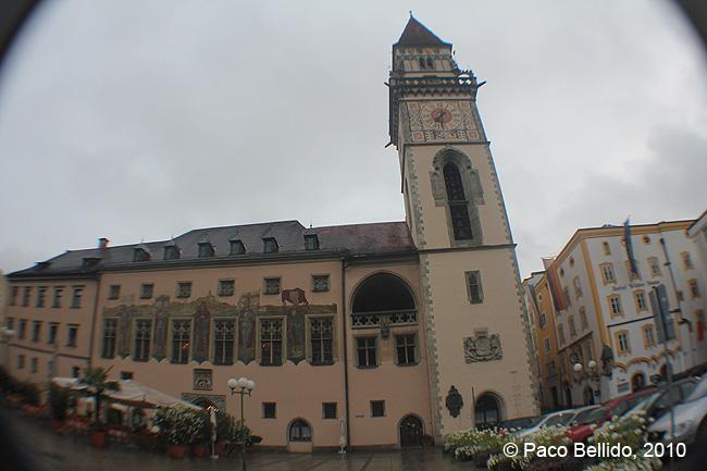 Ayuntamiento de Passau © Paco Bellido