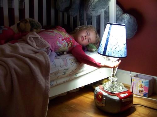 Q4holdinglampat Bed0