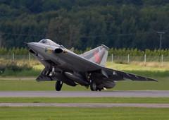 Saab J35 Draken (charles.agnew55) Tags: fighter sweden airforce draken goteborg saabdraken j35 fighteraircraft swedishairforce j35draken swedishairforcehistoricflight saabj35draken goteborgairshow2010 swedishairforcehistoricalflight
