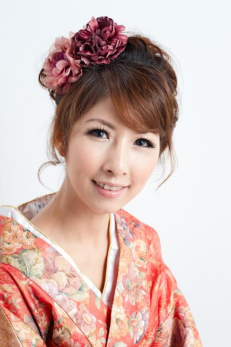 [フリー画像] 人物, 女性, アジア女性, 和服・着物:浴衣, 201009091500