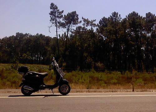 LX 125 Touring