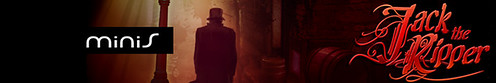 PSminis: Jack The Ripper