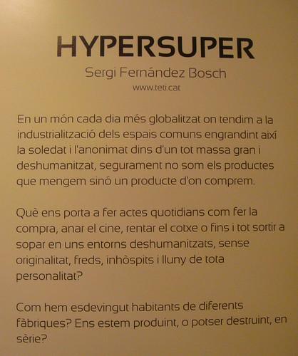 Hypersuper de Sergi Fernández Bosch