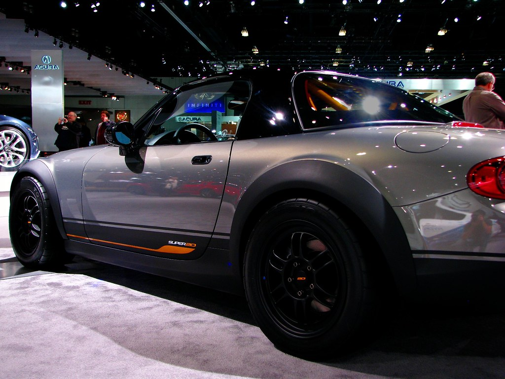 La auto show mazda mx 5 rear by anonymousnamelss on flickr