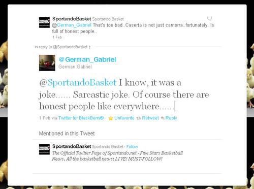 German Gabriel tuit