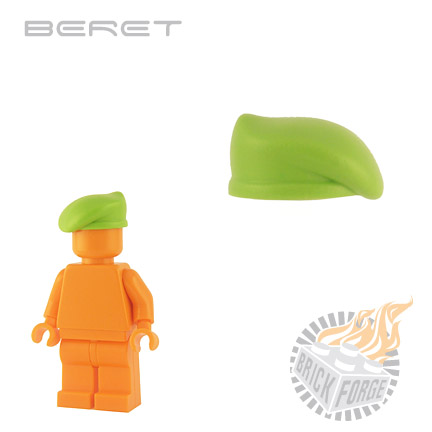 Beret - Lime Green