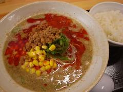 弥太郎「坦々麺」(700円)