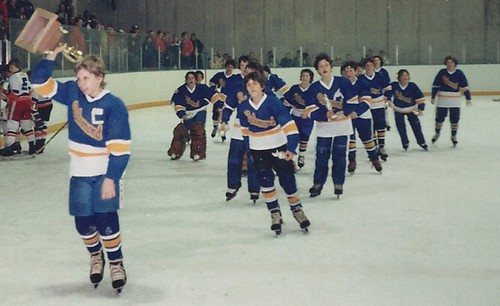Lake Bonavista Hockey Tournament Champs '81 / '82