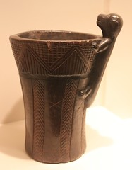 Inca culture quero (vase) (zug55) Tags: wood peru inca cuzco woodwork ceramics map cusco perú inka vase pottery kero precolumbian cerámica quero precolombino precolumbianart qosqo museodearteprecolombino arteprecolombino museoarqueologicoperuano