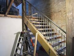 Het traphek
