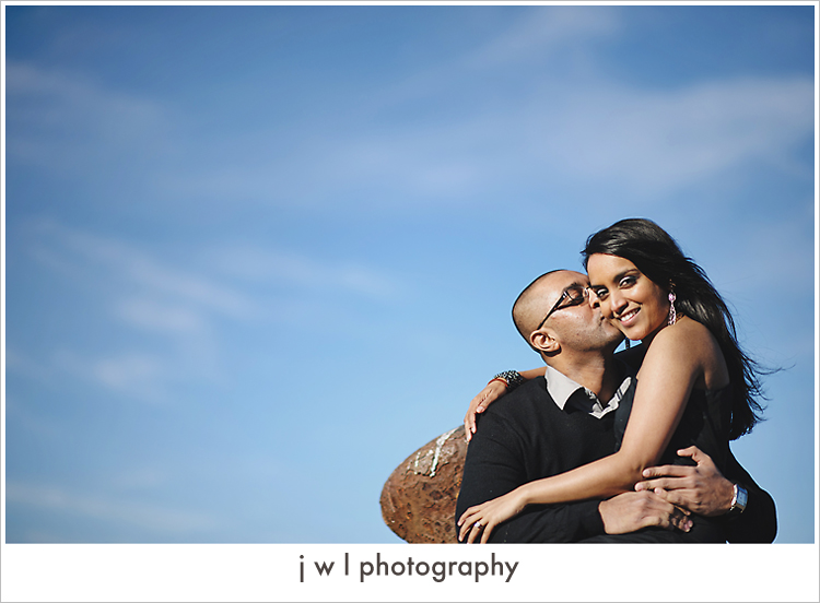reena_shaun_75 Fort Point Engagement