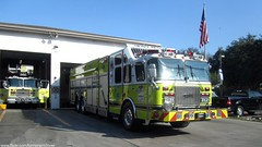 Hillsborough County Fire Rescue - Special Operations Heavy Rescue - HR 11 (FormerWMDriver) Tags: county new rescue truck fire engine vehicle emergency brand department hillsborough heavyrescue 1920x1080
