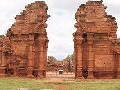 San Ignacio  Jesuit Mision (Steviej) Tags: argentina ruins san mini ruinas iguazu ignacio misiones jesuit sanignacio