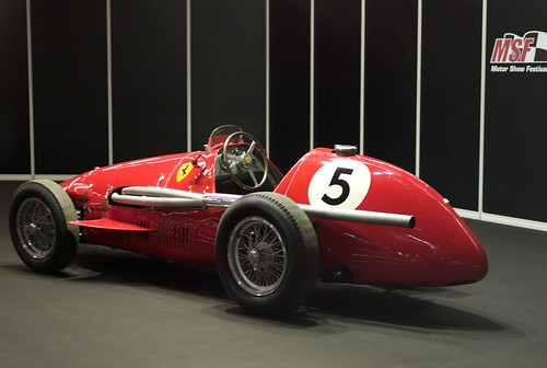 L9771092 - Motor Show Festival Ferrari 500