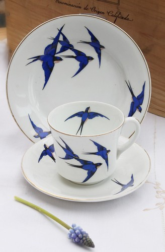 Vintage Swallow China