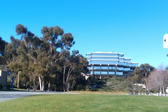 UCSD campus during ITA 2011