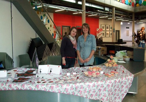 Valentines Cake Card Sale 2011