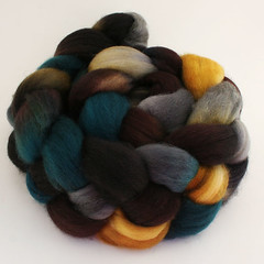 Bauble on Superwash BFL