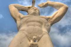 M8 (CONTROTONO) Tags: man rome sexy male beautiful sport statue closeup naked nude penis natural muscle wrestling chest butt cock meat barefoot barefeet foreskin marble nut flashing nudity athlete frontal exposed bulge genitalia genital nakedman bodyhair virile freeballing softcock controtono