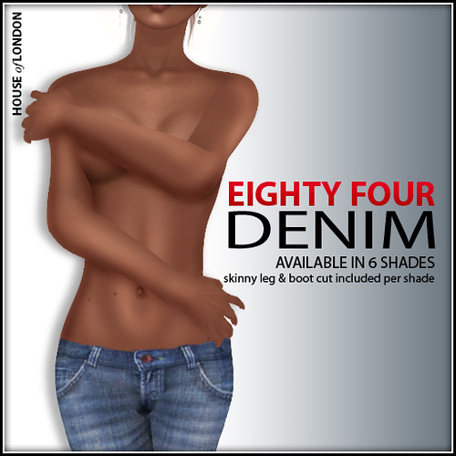 ad - eighty four denim