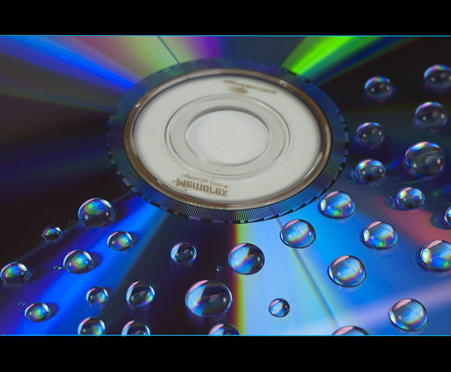 Day 46/365: Over the CD Rainbow