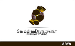 Seradrim Development Logo(Game Development co.) (AryaInk) Tags: photoshop logo graphicdesign webdesign illustrator vector branding logodesign corporateidentity corporateid brandid brandidentity 3dlogo