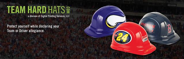 NASCAR Hard Hats by signline-signline