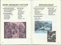 1968 Disneyland Guide Book (Stabbur's Master) Tags: california disneyland 1968disneyland disneylandguidebook 1960s 1960sdisneylandguidebook 1968disneylandguidebook 1960sdisneyland vintagedisneyland neworleanssquare adventureland
