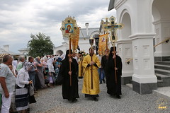 084. The Feast of Saint John, Wonder-worker of Shanghai and San Francisco in Adamovka Village / Свт. Иоанна Шанхайского в Адамовке 02.07.2017