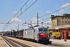 E191 011 (MattiaDeambrogio) Tags: treno treni train trains e191 verona porta vescovo vectron cfi