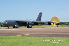 B52H-LA-BARKSDALE-60-0021-11-6-17-RAF-FAIRFORD-(3) (Benn P George Photography) Tags: raffairford 11617 bennpgeorgephotography b52h la barksdale 600021