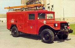 1973 - 1984 Dodge Fire Truck (pero1961) Tags: dodge firetruck oldtimer