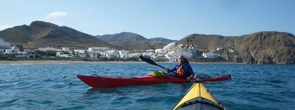 Cabo de Gata en kayak 060