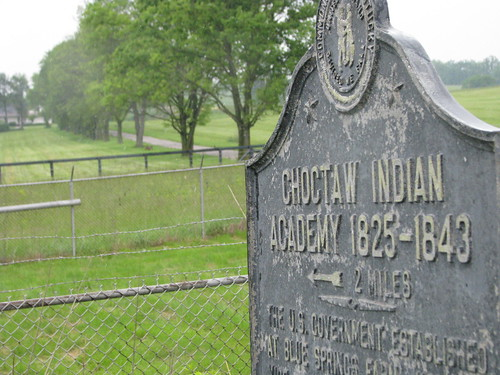 Choctaw Indian Academy