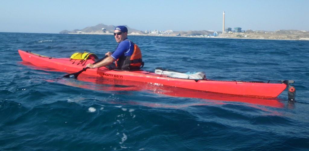Cabo de Gata en kayak 075