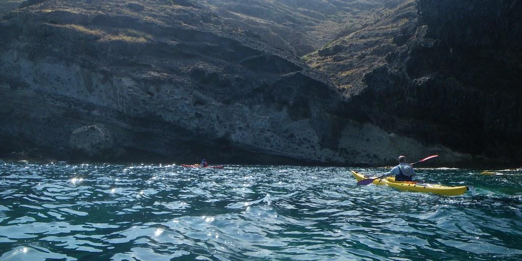 Cabo de Gata en kayak 244
