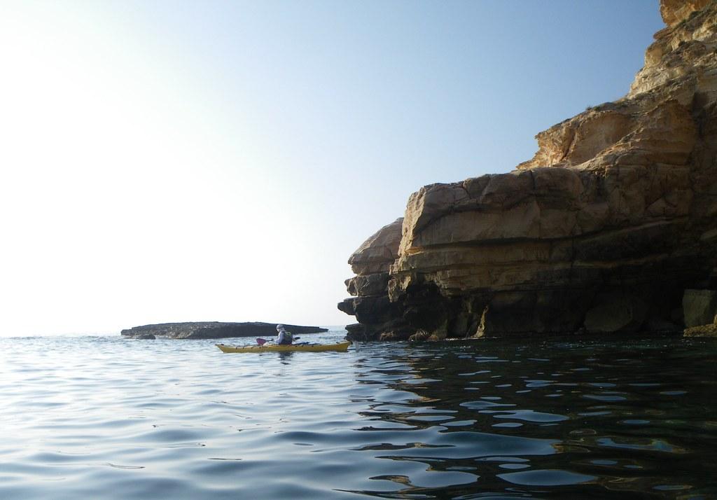 Cabo de Gata en kayak 307