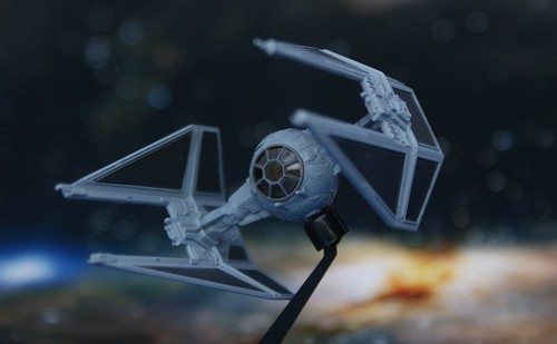 F-Toys 1/144 - Star Wars Collection 3 Special - Tie Interceptor - 3