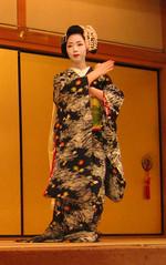 Geiko  Kyoto (Chocoland (^_^)(^_^)) Tags: kyoto geiko