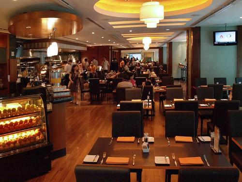 Cafe 2000, M Hotel