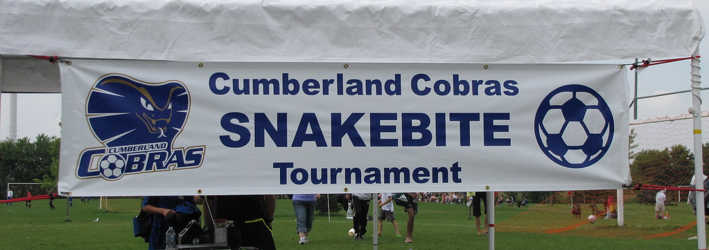 Cumberland Cobras Snakebite Tournament