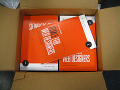 HTML5 For Web Designers (adactio) Tags: book office brighton unboxing clearleft book:author=jeremykeith abookapart html5forwebdesigners book:title=html5forwebdesigners adactio:post=1678