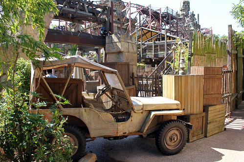 At Indiana Jones and the Temple of Peril