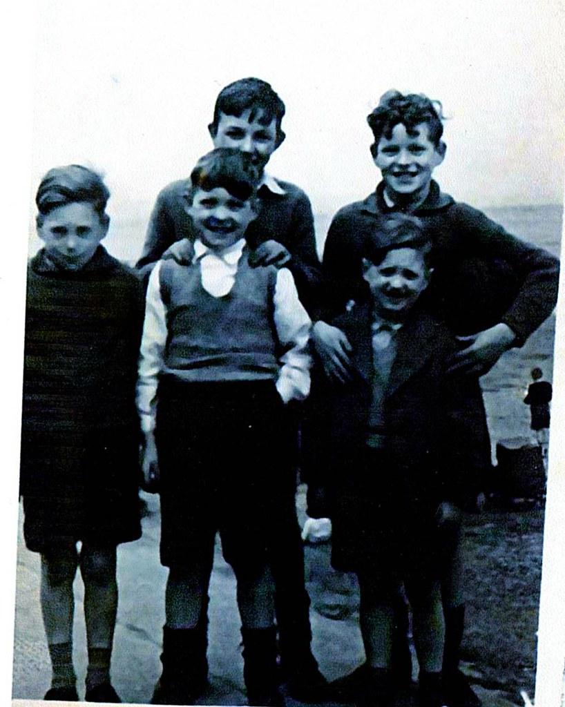 Budgen boys 1940s
