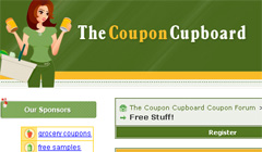 Coupon Board